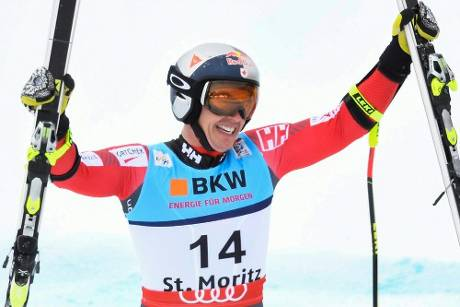 "WM: Super-G-Gold an ""Oldie"" Guay - Sander Siebter"