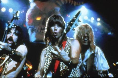 """Harry Shearer und Co. in """"This Is Spinal Tap"""""""
