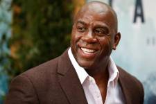 """Magic"" Johnson neuer Präsident der Los Angeles Lakers"