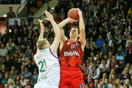 Basketball: Bayern vergibt Matchball im EuroCup