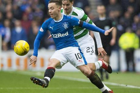 Rangers trotzen Celtic 1:1 im Old Firm ab
