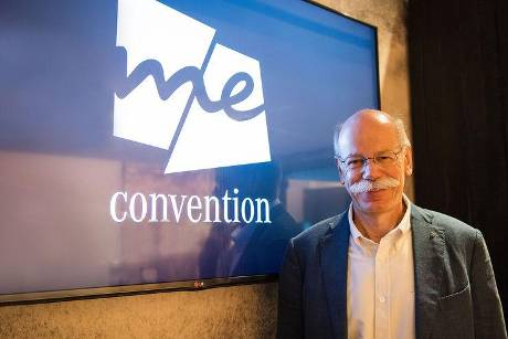 Dieter Zetsche Me Convention