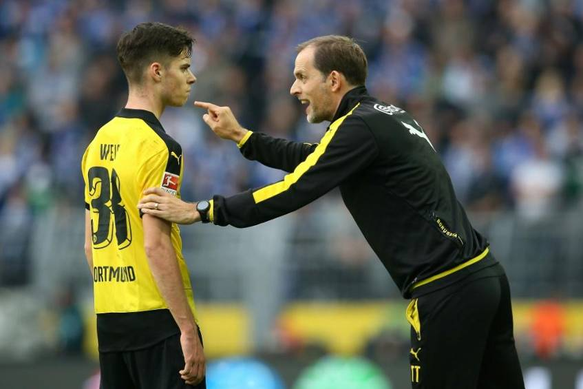 BVB in Lotte eventuell ohne Weigl