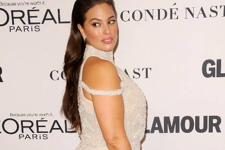 "Ashley Graham bei der ""Glamour Women Of The Year""-Gala in Hollywood"