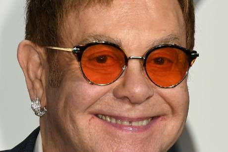Happy Birthday, Sir Elton John!