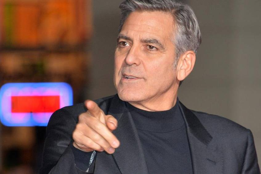 zwillinge im anmarsch george clooney ist bereit. Black Bedroom Furniture Sets. Home Design Ideas
