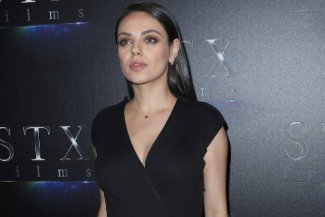 Mila Kunis bei der CinemaCon in Las Vegas