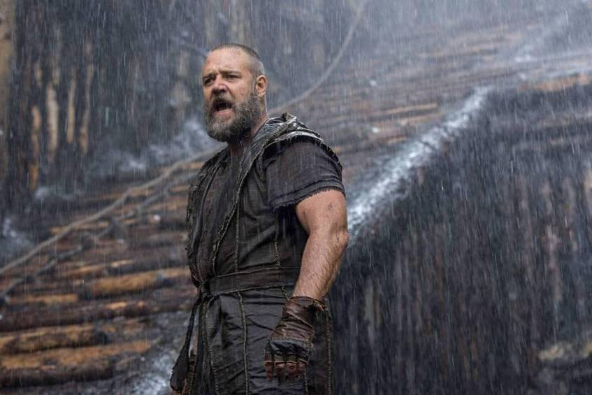 "Bibel à la Hollywood: Russell Crowe als ""Noah"""