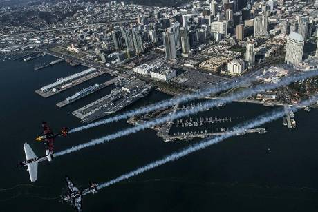 Red Bull Air Race: Weltmeister Dolderer will in San Diego angreifen