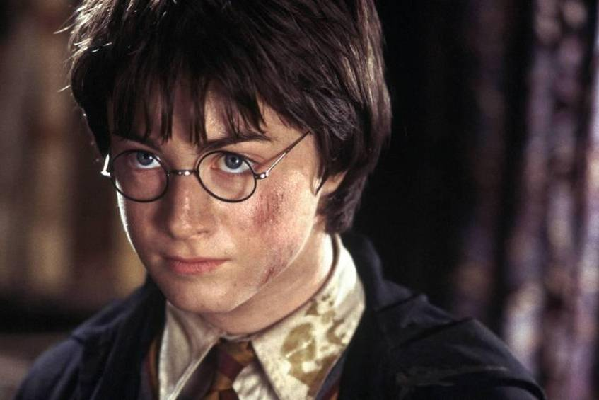 Daniel Radcliffe verkörpert Harry Potter in den Kino-Adaptionen