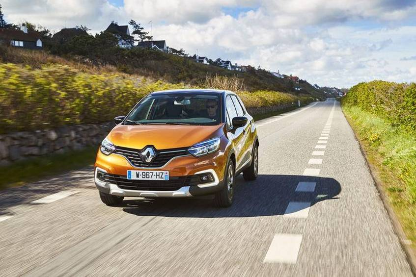 Am Start: Renault Captur – minimale Modellpflege