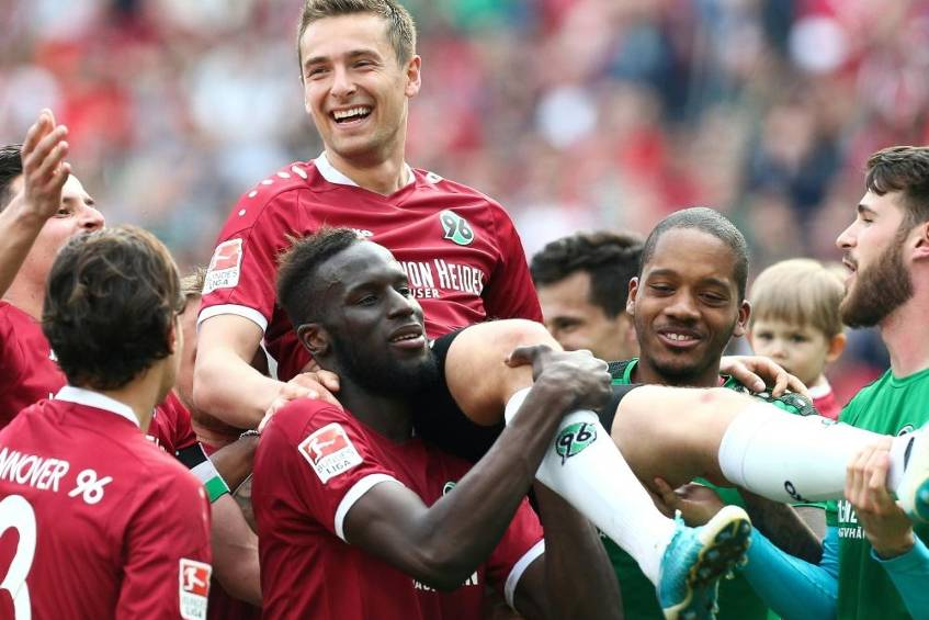 Hannover voller Optimismus nach Sandhausen