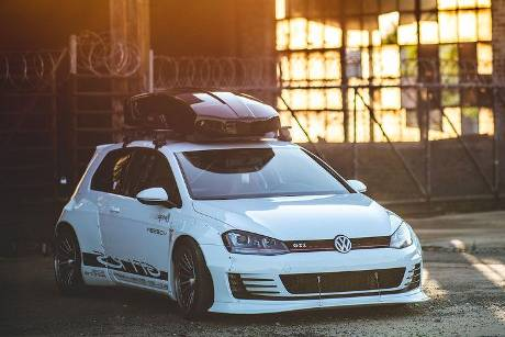 VW Golf GTI RS Concept