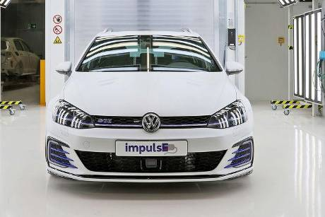 Azubi VW Golf Golf GTE Variant impulsE