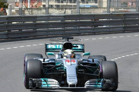 Formel 1: Hamilton verpasst Top Ten im Monaco-Qualifying