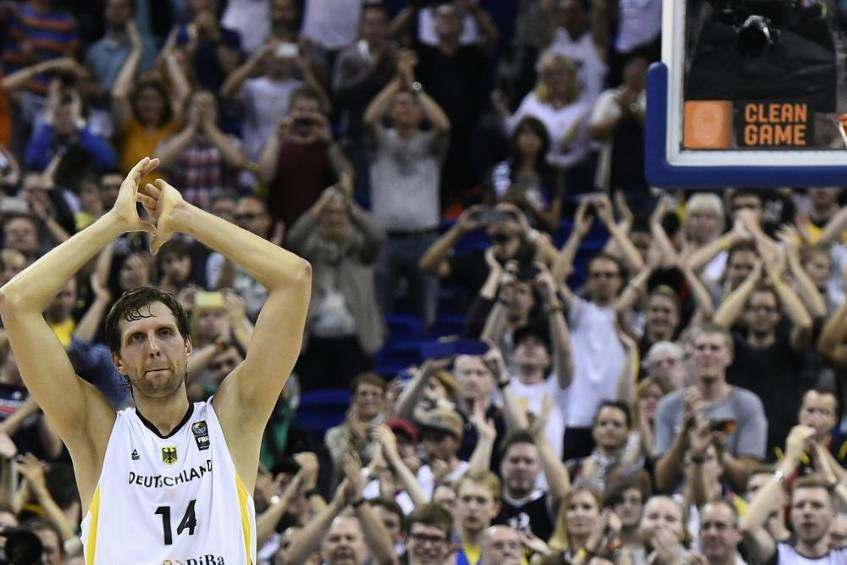 NBA Africa Game: Nowitzki Kapitän vom Team World © SID
