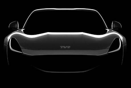 TVR Griffith Teaser