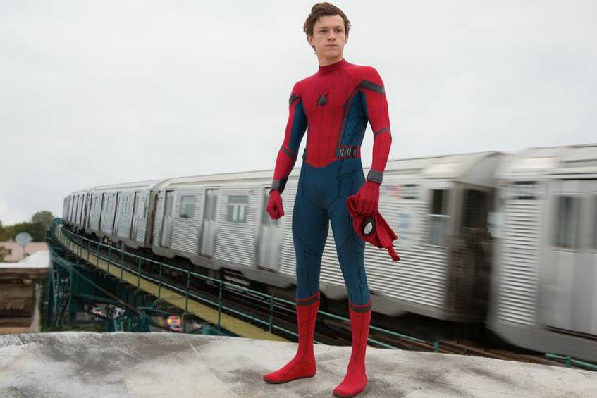 Tom Holland spielt Peter Parker alias Spider-Man