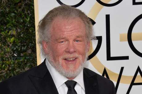 Hollywood-Star Nick Nolte musste um seine Sehkraft bangen