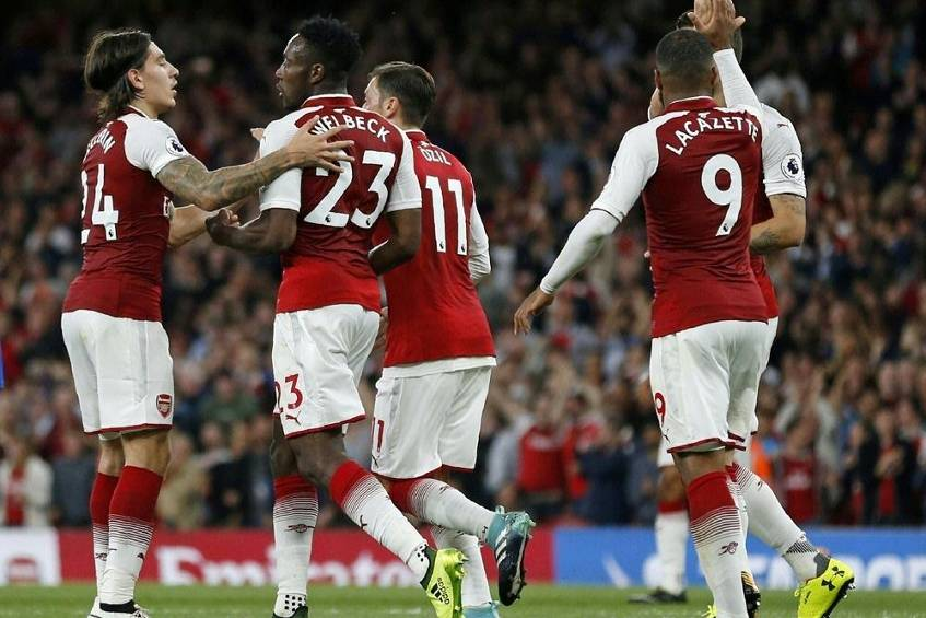 Turbulenter Auftakt in die Premier League: Arsenal gewinnt 4:3