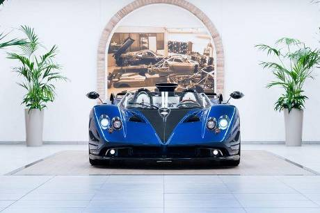 Pagani Zonda HP Barchetta - Supersportwagen - V12 - Pebble Beach