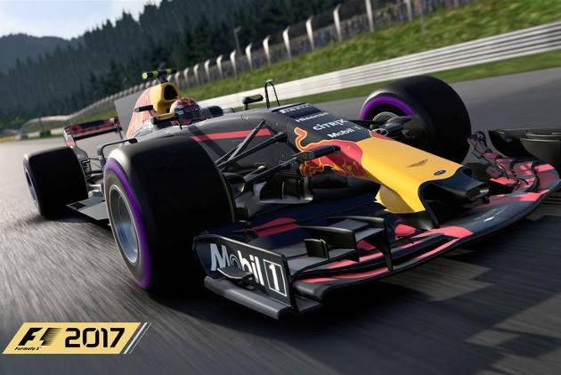 F1 2017 Game für PS4, Xbox One & PC