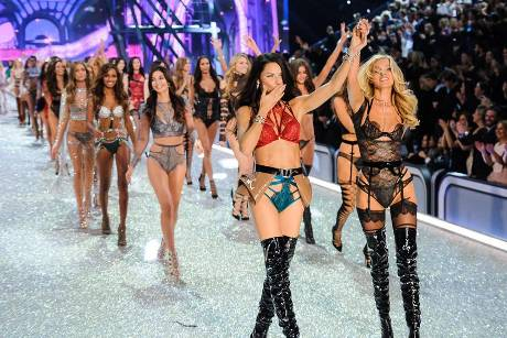 "Die ""Victoria's Secret""-Show kommt nach China"