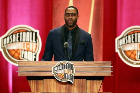 "McGrady in der Hall of Fame der NBA: ""Verdiene es"""