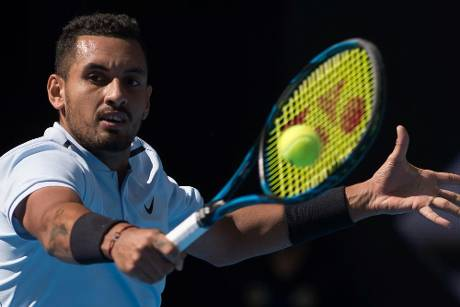 Kyrgios spendet 50 Dollar pro Ass an Sturmopfer in Puerto Rico