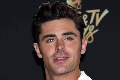 Zac Efron bei den MTV Movie & TV Awards 2017
