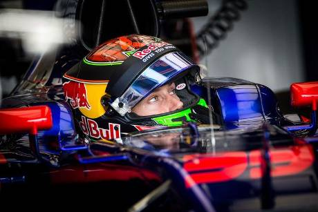Brendon Hartley - Toro Rosso - GP USA - Austin - Formel 1 - Donnerstag - 19.10.2017