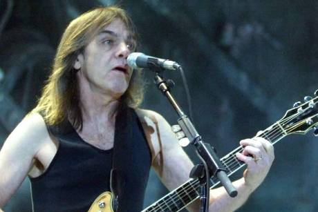 AC/DC-Mitbegründer Malcolm Young ist tot
