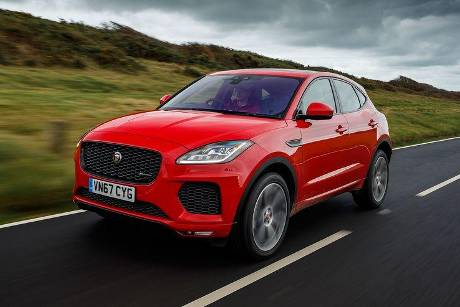 Jaguar E-Pace (2018) First Edition