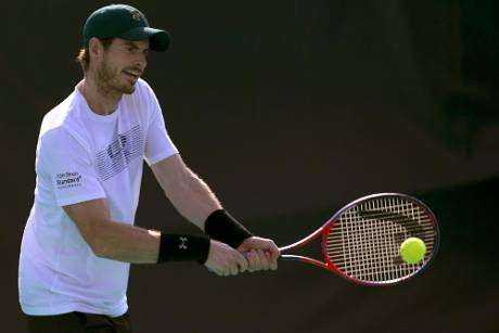 Tennis: Murray sagt Start in Brisbane ab