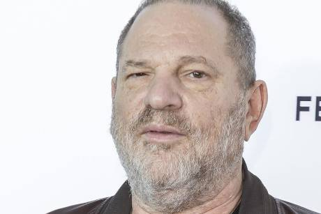 Harvey Weinstein beim Tribeca Film Festival in New York