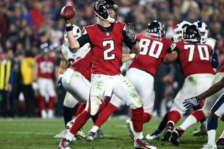 NFL: Atlanta und Tennessee im Play-off-Viertelfinale