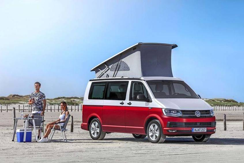 VW California Ocean