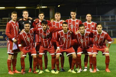 Bayerns U19 im Youth-League-Achtelfinale gegen Real