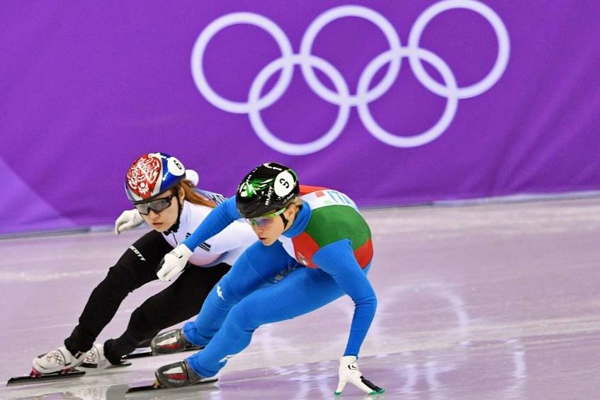 Shorttrackerin Fontana holt Gold im Sprintrennen