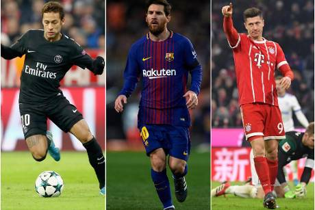 Power-Ranking vor dem Achtelfinale der Champions League