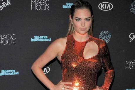"Kate Upton beim ""Sports Illustrated Swimsuit""-Launch in New York"