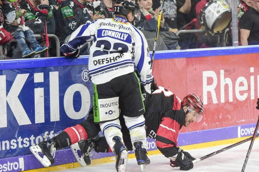Straubings Connolly: Olympisches Eishockey-Turnier große Chance