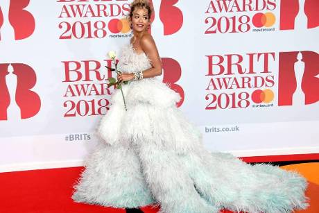 Brit Awards 2018: Die Highlights vom roten Teppich