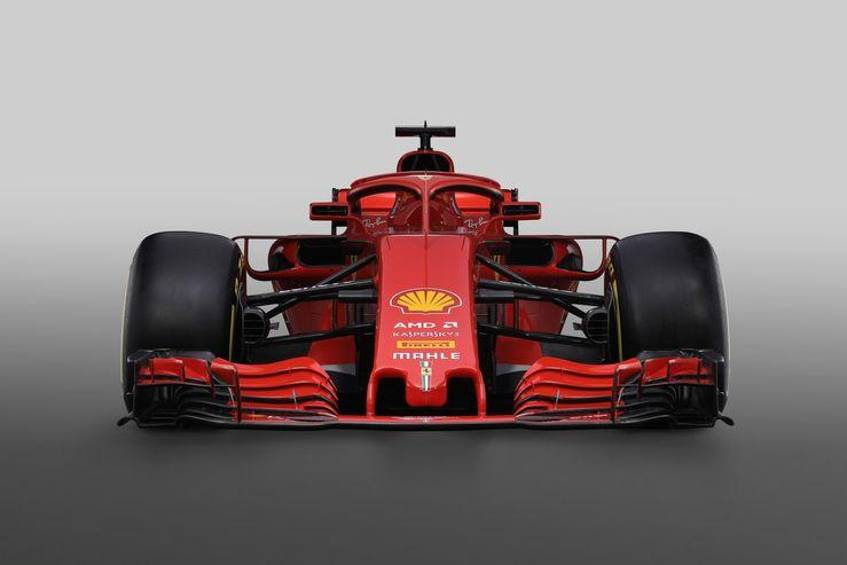 ferrari sf71h f r die f1 saison 2018. Black Bedroom Furniture Sets. Home Design Ideas
