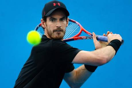 Tennis: Murray nach Hüft-OP zurück im Training