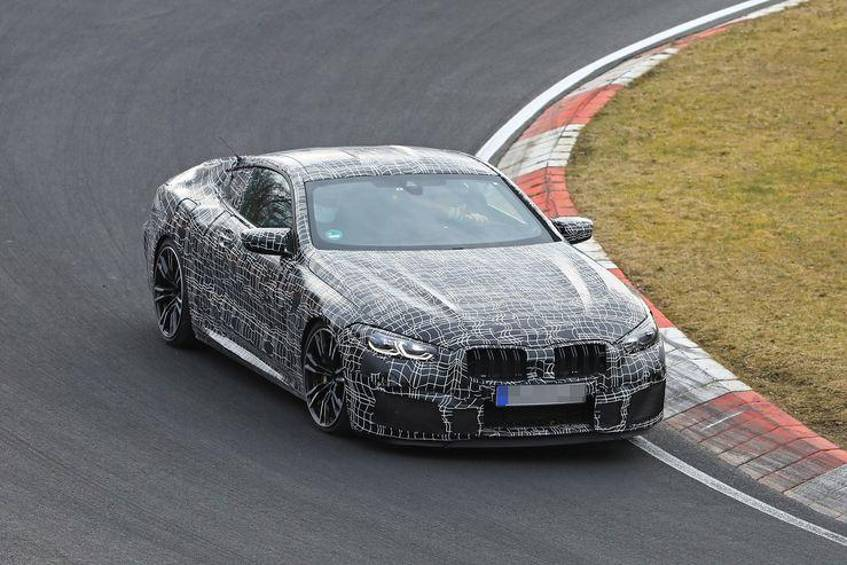 Neues Bmw M8 Coupe 2019 G15