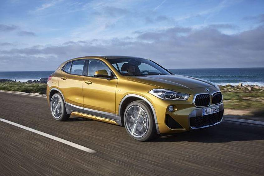 bmw x2 xdrive20d m sport x im test. Black Bedroom Furniture Sets. Home Design Ideas