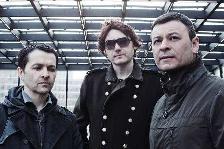 Manic Street Preachers (v.l.): Sean Moore, Nicky Wire und James Dean Bradfield