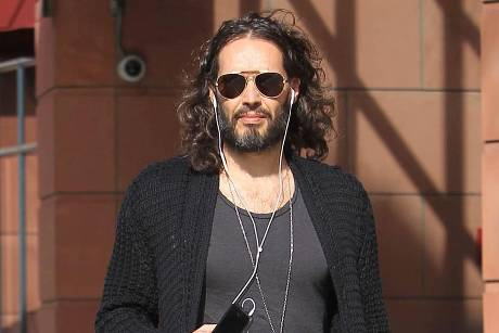 Russell Brand im Januar 2018 in Beverly Hills