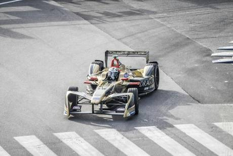 Formel E: Lotterer verpasst in Paris das Podest